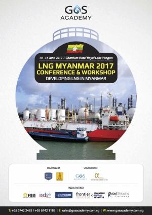 LNG MYANMAR 2017