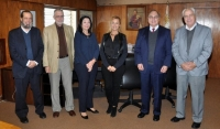 Strong Support from Uruguayan Authorities for the next AAPA Latin American Congress of Ports