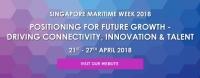 Singapore Maritime Week 2018