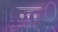 Singapore Maritime Week 2018 Date: 21 – 29 April 2018