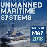 ECA group to sponsor and exhibit at Unmanned Maritime Systems 2018