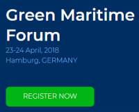 Green Maritime Forum to put Green Shipping Practices in the Spotlight (April 23-24, 2018)