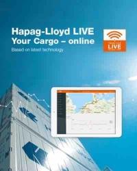"""Hapag-Lloyd LIVE"" Customised supply chain monitoring"