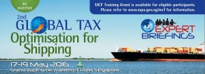 2nd Annual Global Tax Optimisation for Shipping